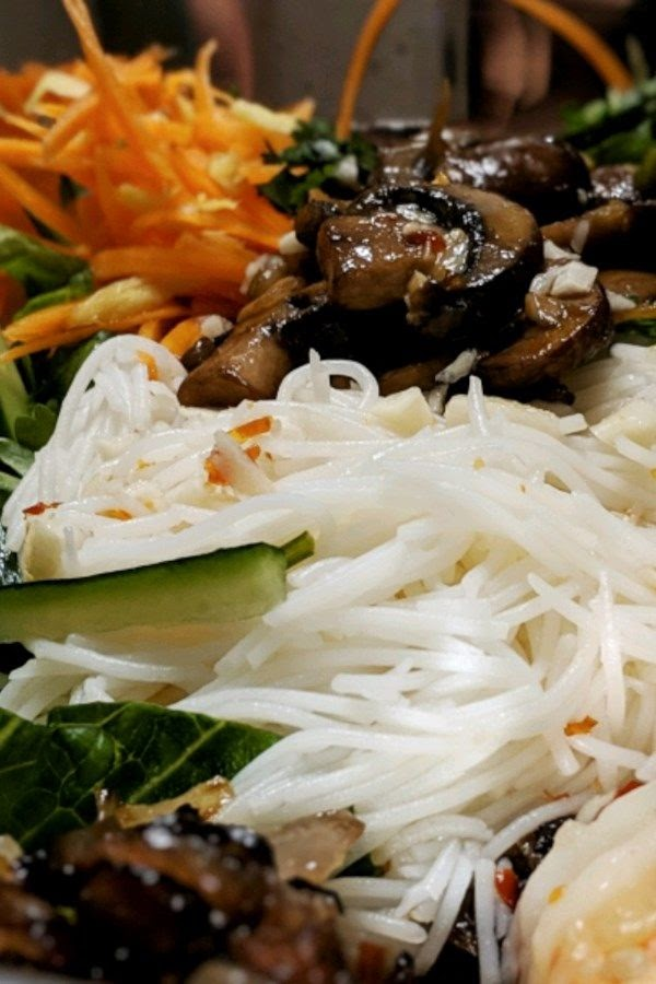 Sweet Rice Vermicelli Recipes