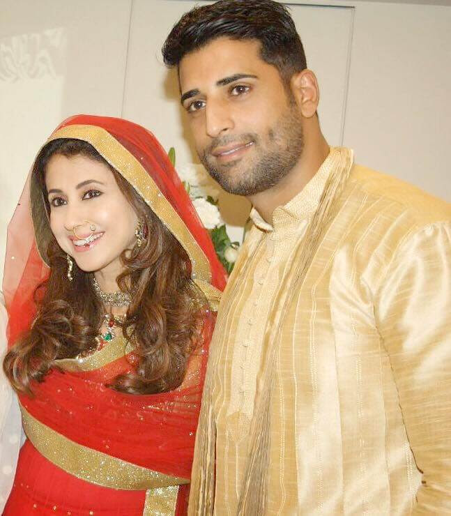 Image result for urmila matondkar husband pic