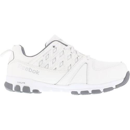e53432ddb01610 Reebok Work Men s Sublite Work Steel-Toe Shoes