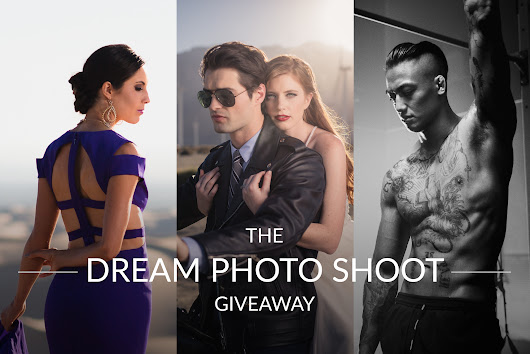 The Profoto Dream Photo Shoot Giveaway