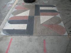 Heart blocks in the Sidewalk