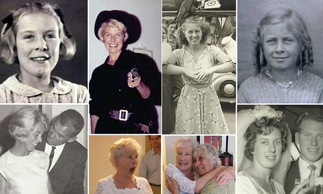 Twins Elizabeth Hamel and Ann Hunt have been reunited after 78 years