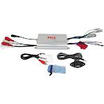 Pyle PLMRMP3A 4-Channel Marine Amplifier