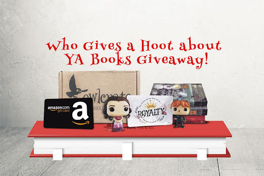 Who Gives a Hoot about YA Books Giveaway!