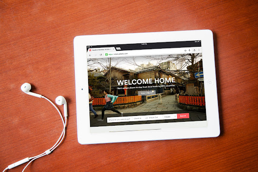 Airbnb now 1/3 as big as hotel sector in London and gaining in Brighton