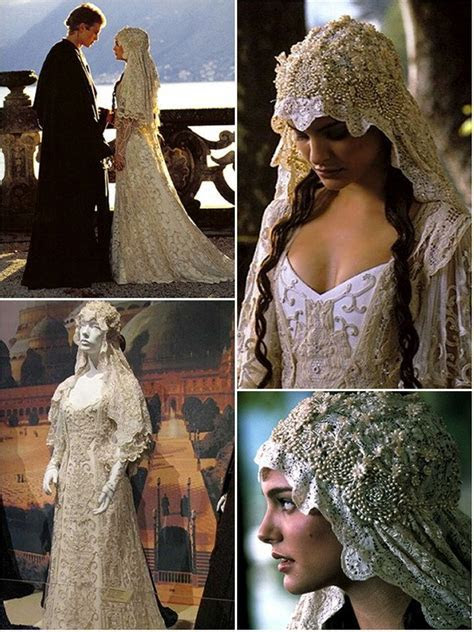 Iconic #Wedding Dresses In #Film: #StarWars: Padmé Amidala
