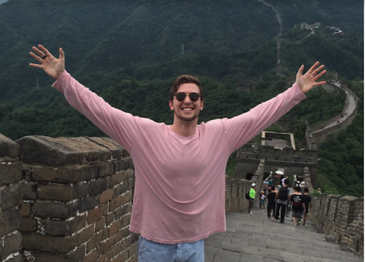 Rhodes College graduate reflects on internship abroad in Shanghai one year later