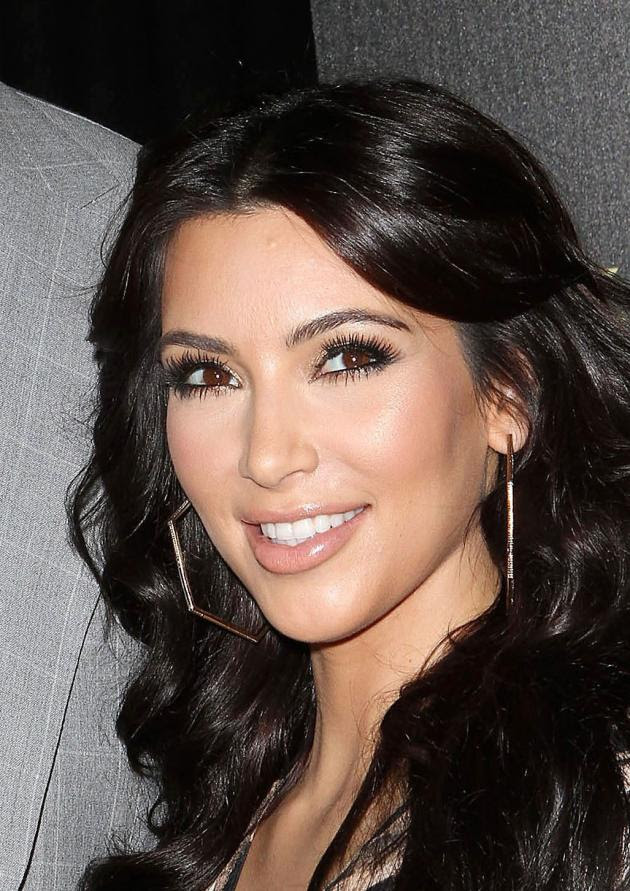 Kim Kardashians Face: Then and Now  The Hollywood Gossip