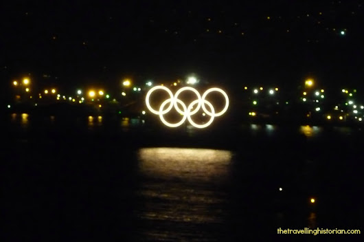 2010 Vancouver Olympic Games - Travelling Historian