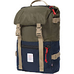 Topo Designs Rover Pack - Olive / Navy