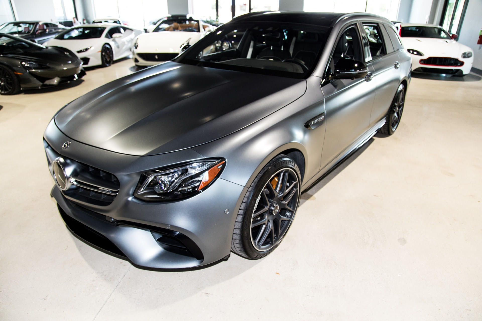 Used 2018 Mercedes-Benz E-Class AMG E 63 S For Sale ...