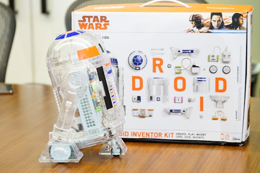 littleBits Droid Inventor Kit Review: Why Every Star Wars Fan Needs One