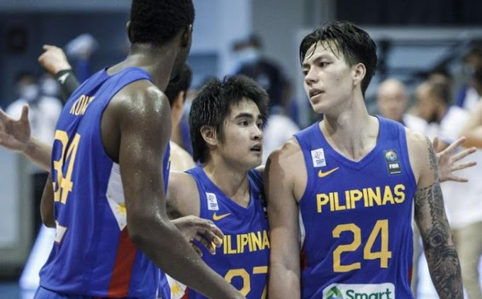 Gilas Pilipinas wins buzzer-beater game against South Korea at FIBA Asia Cup Qualifier
