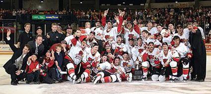 Saint John Flames 2001 Calder Cup photo Saint John Flames 2001 Calder Cup.jpg
