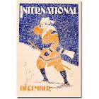 Trademark Global 30x47 Inches Interantional Magazine December Issue 1898