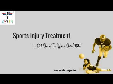 Sports Injury Treatments at the Best in the Field