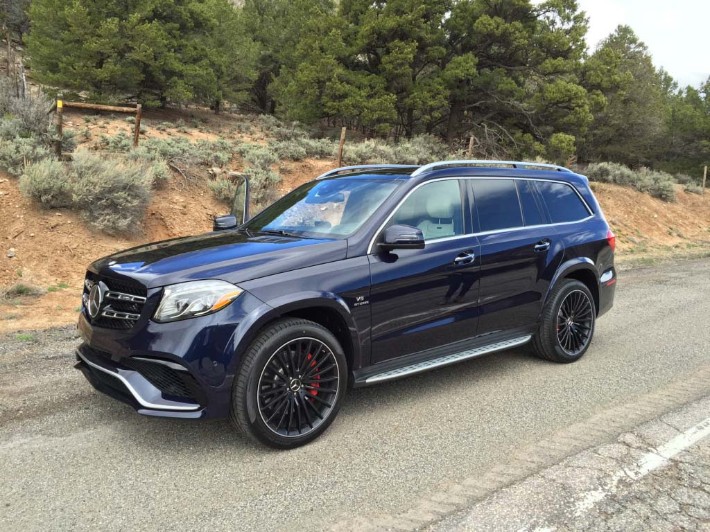 2017 Mercedes-Benz GLS: Purely Majestic | AUTOMOTIVE RHYTHMS