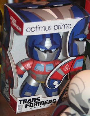 Transformers Mighty Muggs - Optimus Prime Mighty Mugg