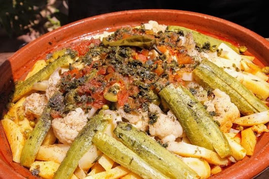 Top 5 Aromatic and Delicious Foods to Try in Morocco