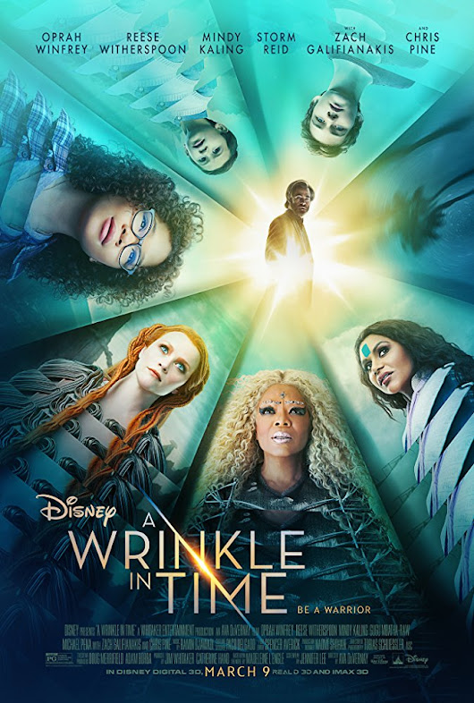 Movie Review: A Wrinkle In Time - Whistling Far and Wee