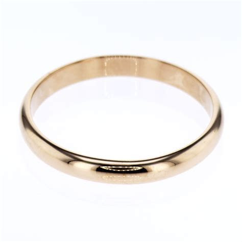 Cartier Vintage Men?s Wedding Band ? Market Street Diamonds