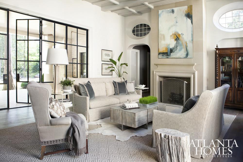 Pineapple House Interior Design in Atlanta