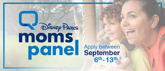 Disney Parks Moms Panel is looking for YOU! | Magical DIStractions