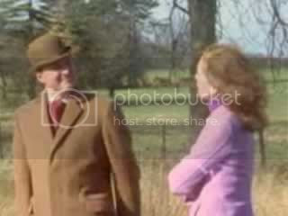 John Steed and Mrs. Peel