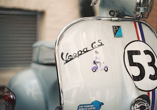Augsburg GS160 by Vespamore !