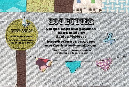 Hot Butter Flyer