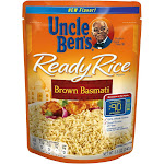 Uncle Ben's Ready Rice Brown Basmati - 8.5oz