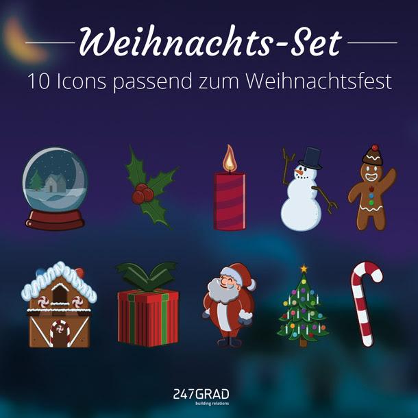 Weihnachtsgrüße Facebook Posten