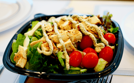 "I Say Wendy's Offers The Best ""Fast Food"" Salads Ever!"