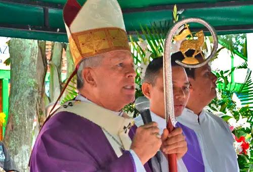 Mons. Darío de Jesús Monsalve Mejía. Foto: Arquidiócesis de Cali