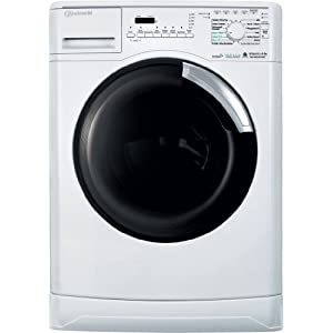 bauknecht wa uniq 824 bw frontlader waschmaschine a a. Black Bedroom Furniture Sets. Home Design Ideas