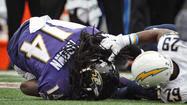 Sports Blast: Ravens injury report