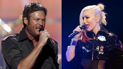 Gwen Stefani 'never heard of' Blake Shelton before 'The Voice' http://ow.ly/UTTmy
