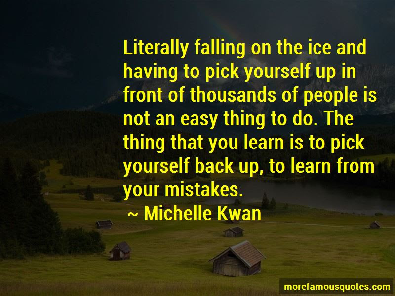 Pick Yourself Back Up Quotes Top 18 Quotes About Pick Yourself Back
