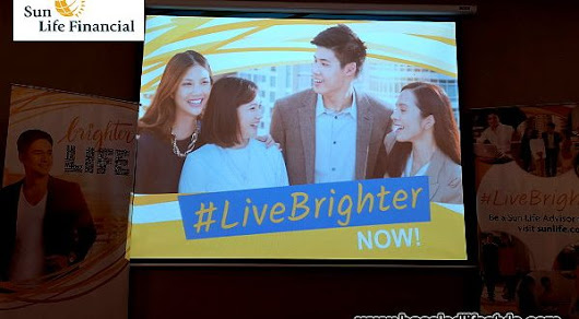Live a Brighter Life with Sun Life Insurance - Bacolod Lifestyle and Travel Guide