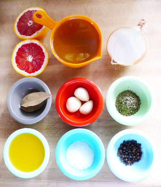 mojo ingredients