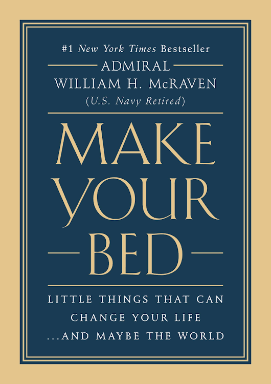 Book Review: Make Your Bed by William H. McRaven