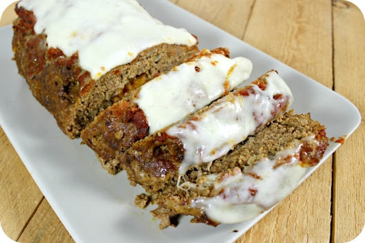 Mozzarella Stuffed Italian Meatloaf Recipe Will Create New Family Traditions