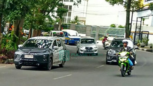 Production XM MPV to be called Mitsubishi Expander?