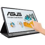 "Asus ZenScreen MB16AMT 15.6"" LCD Touchscreen Monitor - 16:9 - 5 ms GTG - Capacitive - Multi-touch Screen - 1920 x 1080 - Full HD - 250 Nit - Maximum -"