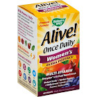 Nature's Way Alive! Once Daily Women's Multi-Vitamin Tablets, Ultra Potency - 60 count