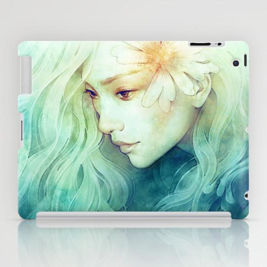 April iPad Case