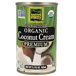 Native Forest Organic Coconut Cream, Premium - 5.40 oz can