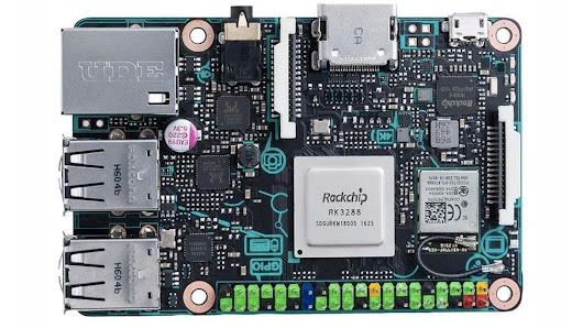 The Tinker Board is a more powerful Raspberry Pi rival from Asus