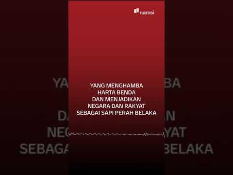 Inilah Bukti Bejatnya Pejabat Publik Indonesia
