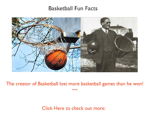 Top 10 Interesting Fun Facts about Basketball